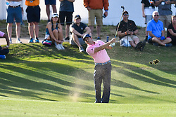 March 21, 2018 - Austin, TX, U.S. - AUSTIN, TX - MARCH 21: Sergio Garcia hits a shot from the fairway during the First Round of the WGC-Dell Technologies Match Play on March 21, 2018 at Austin Country Club in Austin, TX. (Photo by Daniel Dunn/Icon Sportswire) (Credit Image: © Daniel Dunn/Icon SMI via ZUMA Press)