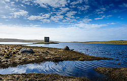 Folly at Scalpaig, North Uist, Outer Hebrides, Scotland<br /> <br /> (c) Andrew Wilson | Edinburgh Elite media