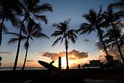 Surfer, Waikiki, Honolulu, Oahu, Hawaii
