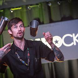Europe Finals of the global BARocker Championship at Hard Rock Cafe Glasgow