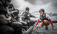 The Extreme Sailing Series 2014. Act 8. <br /> Credit: Lloyd Images