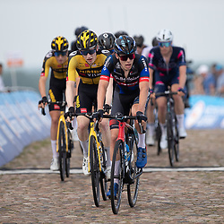 WIJSTER (NED) June 19: <br /> CYCLING <br /> Dutch Nationals Road U23 up and around the Col du VAM<br /> Pim Ronhaar