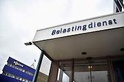 Nederland, Nijmegen, 5-3-2012De gebouwen van het belastingkantoor en de politie. De vestiging van de belastingdienst zal uit Nijmegen verdwijnen en naar Arnhem verhuizen.Foto: Flip Franssen/Hollandse Hoogte