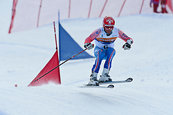 RIBOUD Roman, FRA, Team Event, 2013 IPC Alpine Skiing World Championships, La Molina, Spain