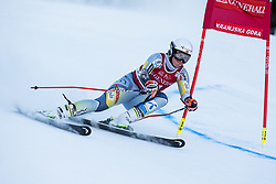 Maria Therese Tviberg (NOR) during the Ladies' Giant Slalom at 57th Golden Fox event at Audi FIS Ski World Cup 2020/21, on January 16, 2021 in Podkoren, Kranjska Gora, Slovenia. Photo by Vid Ponikvar