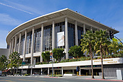 Dorothy Chandler Pavilion, Los Angeles Music Center, Grand Avenue, Downtown Los Angeles, California, USA