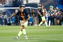 September 26, 2018 - Coutinho of FC Barcelona during the La Liga (Spanish Championship) football match between CD Leganes and FC Barcelona on September 26th, 2018 at Municipal Butarque stadium in Madrid, Spain. (Credit Image: © AFP7 via ZUMA Wire)