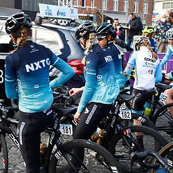14-04-2021: Wielrennen: Brabantse Pijl women: Overijse: NXTGen