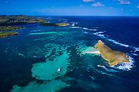 France, Martinique, Sainte-Anne, la Baie des Anglais // France, West Indies, Martinique, Sainte-Anne, English Bay