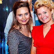 NLD/Amsterdam/20180205 - The Full Monty premiere, .......... en Hanneke Drenth