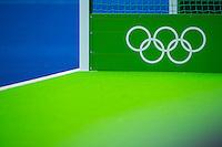 RIO DE JANEIRO  (Brazilië) -  Stock  de Olympische Spelen . COPYRIGHT  KOEN SUYK