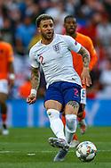 England defender Kyle Walker (Manchester City) during the UEFA Nations League semi-final match between Netherlands and England at Estadio D. Afonso Henriques, Guimaraes, Portugal on 6 June 2019.