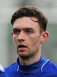 Chesterfield's Jay O'Shea - Photo mandatory by-line: Harry Trump/JMP - Mobile: 07966 386802 - 03/04/15 - SPORT - FOOTBALL - Sky Bet League One - Yeovil Town v Chesterfield - Huish Park, Yeovil, England.