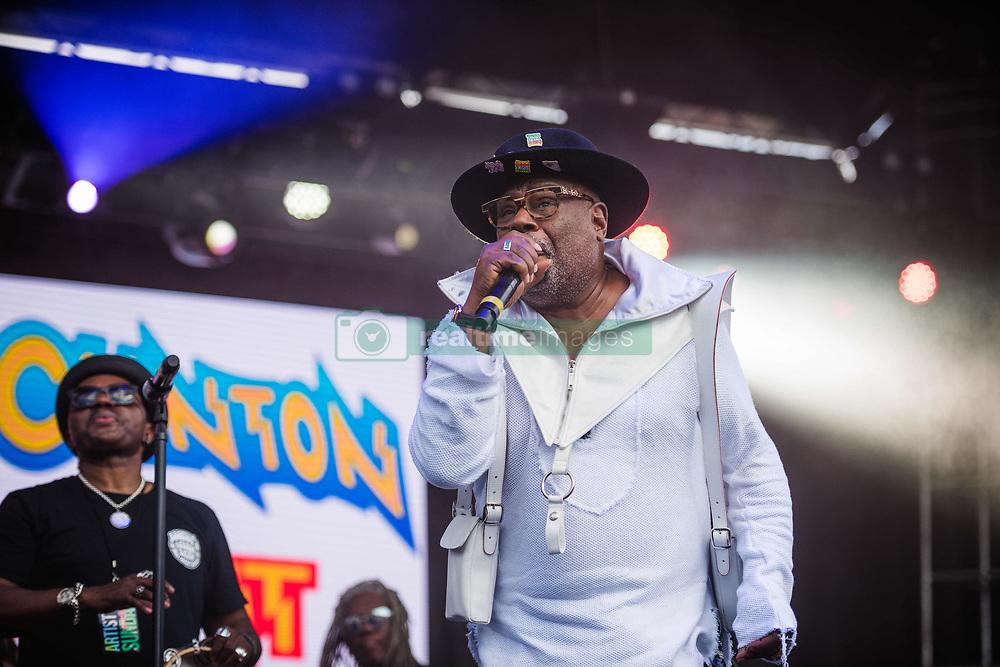 September 9, 2018 - George Clinton and Parliament Funkadelic performing at One MusicFest in Atlanta, GA on 09 September 2018 (Credit Image: © RMV via ZUMA Press)