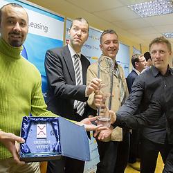 20140206: SLO, Handball - 10-years anniversary of Silver medal at European Championship 2004