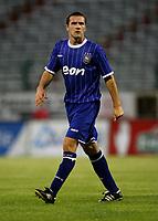 Photo: Maarten Straetemans.<br /> Royal Antwerp v Ipswich Town. Pre Season Friendly. 31/07/2007.<br /> Tommy Miller (Ipswich)