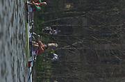 Putney to Mortlake, Thames World Sculling Challenge<br /> <br /> Photo Peter Spurrier<br /> 29/03/2002<br /> 2002 Thames World Sculling Challenge