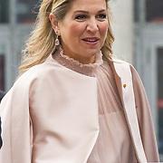 LUX/Luxemburg/20180523 - Staatsbezoek Luxemburg dag 2,  Koningin Maxima