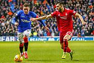 Rangers v Aberdeen 120319
