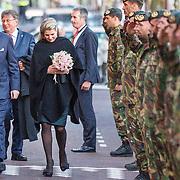 NLD/Amserdam/20150505 - Bevrijdingsconcert 2015 Amsterdam, Joan Leemhuis - Stout, Willem Alexander en partner Maxima