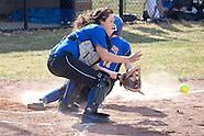 2014 Middletown High School softball
