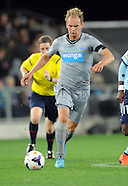 Newcastle United versus Sydney FC
