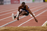 Alexis COPELLO CUBA Triple Jump <br /> Roma 04-06-2015 Stadio Olimpico<br /> IAAF Diamond League 2015 Rome<br /> Golden Gala Meeting - Track And Field Athletics Meeting<br /> Foto Sebastian Seglingen / ARK / Insidefoto