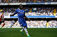 Chelsea Midfielder Ngolo Kante (7) during the Premier League match between Chelsea and Sunderland at Stamford Bridge, London, England on 21 May 2017. Photo by Andy Walter.