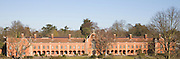 Seckford Almshouses and former hospital, Woodbridge, Suffolk, England