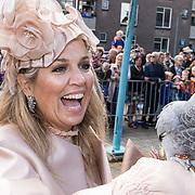 20190918 Koningspaar bezoekt Drenthe