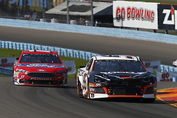 August 5, 2018 - Watkins Glen, New York, United States of America - Kasey Kahne (95) brings his car through the turns during the Go Bowling at The Glen at Watkins Glen International in Watkins Glen , New York. (Credit Image: © Chris Owens Asp Inc/ASP via ZUMA Wire)