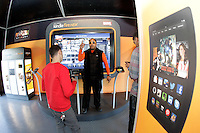 26 December 2013:  Marvel Amazon Kindle Fire HDX activation at Downtown Disney in Anaheim, CA.