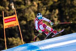 18.12.2018, Saslong, St. Christina, ITA, FIS Weltcup Ski Alpin, Abfahrt, Damen, im Bild Stephanie Venier (AUT) // Stephanie Venier of Austria in action during her run in the ladie's Downhill of FIS ski alpine world cup at the Saslong in St. Christina, Italy on 2018/12/18. EXPA Pictures © 2018, PhotoCredit: EXPA/ Johann Groder