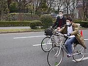 Japan, Tokyo Bicycle