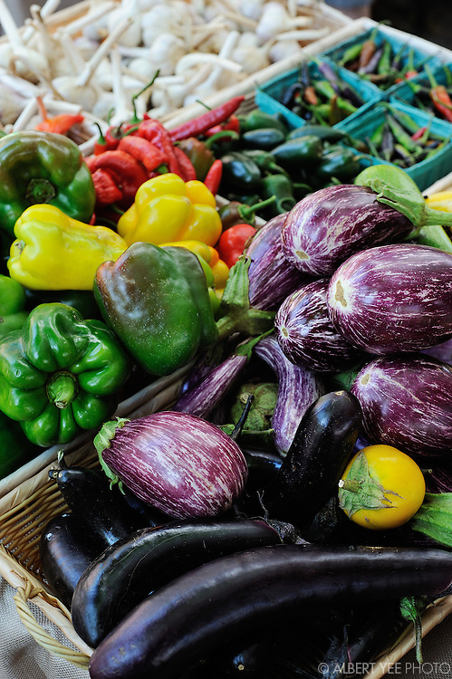 Headhouse Square Farmers Market<br /> <br /> August 11, 2013