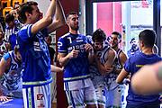 Lorenzo Bucarelli<br /> Banco di Sardegna Dinamo Sassari - Pompea Fortitudo Bologna<br /> LBA Serie A Postemobile 2018-2019<br /> Sassari, 15/12/2019<br /> Foto L.Canu / Ciamillo-Castoria