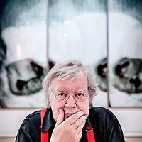Nederland, Amsterdam, 23 mei 2016.<br /> OPWINDING - EEN TENTOONSTELLING VAN RUDI FUCHS<br /> 27 MEI - 2 OKT 2016<br /> Oud-directeur Rudi Fuchs kijkt terug op zijn lange loopbaan als museumdirecteur en tentoonstellingsmaker.InOpwindinggaat het om het ontdekken en beter leren kennen van kunstwerken.Fuchs neemt de bezoeker mee in zijn manier van kijken, die draait om tijd, geduld en zorgvuldigheid.<br /> <br /> <br /> <br /> <br /> Foto: Jean-Pierre Jans