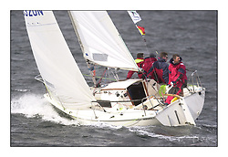 Yachting- The second start of the Bell Lawrie Scottish series 2002 at Inverkip racing to Tarbert Loch Fyne where racing continues over the weekend.<br /><br />Pied piper. K8320N sonata<br /><br />Pics Marc Turner / PFM