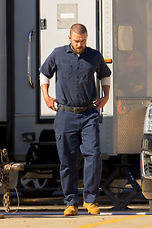 Justin Timberlake gets back to work after the controversy of being photographed affectionately holding hands with his latest leading lady Alisha Wainwright. Casually dressed in sweat pants and hoodie, the singer and actor arrived on set in New Orleans, clutching a coffee. His trailer door has a sign saying Wake Up. In the upcoming movie, Palmer, he plays a former college football star who has fallen on hard times and had a stint in prison, and then falls for co-star Wainwright. Late on Thursday evening, Timberlake, 38, was spotted tightly clutching the arm of the stunning 30-year-old actress, as she tenderly rests her hand on his right knee. They were off-duty and not filming. The pair - who play on-screen lovers - then gripped each other's hands as they sat intimately chatting and drinking after a day's filming. The photos are sure to have angered Jessica Biel, 37, Timberlake's wife of seven years, and mother of the couple's son, Silas, 4. Witnesses were shocked to see the singer and actor openly displaying affection for Wainwright, best known for her role as Maia Roberts on the Freeform television series Shadowhunters. The pair were deep in conversation for about 40 minutes, before they disappeared inside the bar. It's believed they left via a rear exit at about 12.30am. One said Timberlake, wearing a cap, ripped jeans, and a zip-up jacket, looked to have been drinking heavily as they sat chatting in the dark corner on a balcony at The Absinthe House, on Bourbon Street. At one stage, Timberlake grabbed Wainwright's hand and rested in on his knee under their table. He then gently caressed it with both his hands. He was seen smiling and locked in intimate conversation with his co-star, who at one stage, stroked his back. Wainwright can currently be seen starring alongside Michael B Jordan in the Netflix series Raising Dion. Timberlake and Biel are widely considered to have one of the most devoted marriages in Hollywood. 24 Nov 2019 Pictured: Justin Timberl