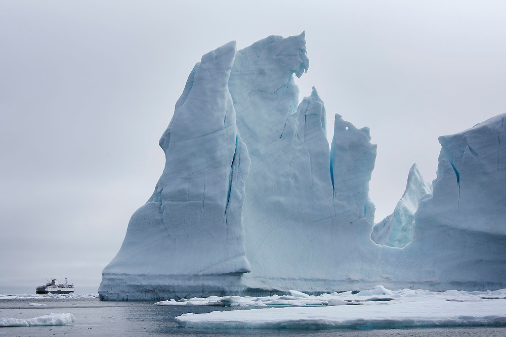 at Baffin Island, Nunavut, July 23, 2015. Photograph by Todd Korol for The Toronto Star