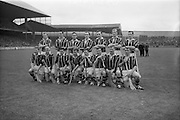 23/05/1965<br /> 05/23/1965<br /> 23 May 1965<br /> National Hurling League Final: Tipperary v Kilkenny at Croke Park, Dublin.<br /> Kilkenny team.