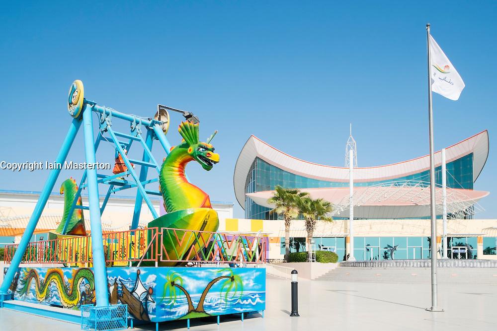 RAK Mall in Ras Al Khaimah emirate in United Arab Emirates UAE