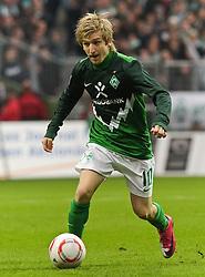 13.11.2010, Weserstadion, Bremen, GER, 1. FBL, Werder Bremen vs Eintracht Frankfurt, im Bild Marko Marin (Bremen #10)   EXPA Pictures © 2010, PhotoCredit: EXPA/ nph/  Frisch+++++ ATTENTION - OUT OF GER +++++