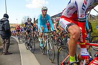 Boom Lars - Astana - 31.03.2015 - Trois jours de La Panne - Etape 01 - De Panne / Zottegem <br /> Photo : Sirotti / Icon Sport<br /> <br />   *** Local Caption ***