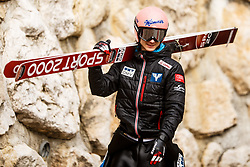 Manuel Fettner (AUT) during the Ski Flying Hill Men's Team Competition at Day 3 of FIS Ski Jumping World Cup Final 2017, on March 25, 2017 in Planica, Slovenia. Photo by Grega Valancic / Sportida