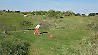 ZANDVOORT - Tee hole A6  Kennemer Golf Club. COPYRIGHT KOEN SUYK Copyright Koen Suyk