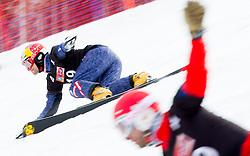 Siegfried Grabner of Austria during FIS Snowboard World Cup Rogla 2013 in Parallel Giant slalom, on February 8, 2013 in Rogla, Slovenia. (Photo By Vid Ponikvar / Sportida.com)