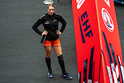Lois Abbingh of Netherlands disappointed after the Women's EHF Euro 2020 match between Netherlands and Serbia at Sydbank Arena on december 05, 2020 in Kolding, Denmark (Photo by RHF Agency/Ronald Hoogendoorn)