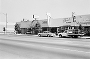 0609-19-35 Park Jewelers & street, Alameda & Avon, Hollywood, California about 1975