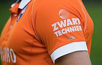 BLOEMENDAAL -  sponsor Zwart Techniek.      Heren I, seizoen 217-2018. COPYRIGHT KOEN SUYK